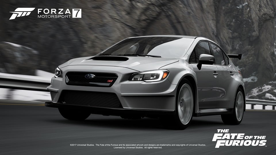 The Fate Of The Furious Car Pack Brings Ten Awesome Cars To Forza