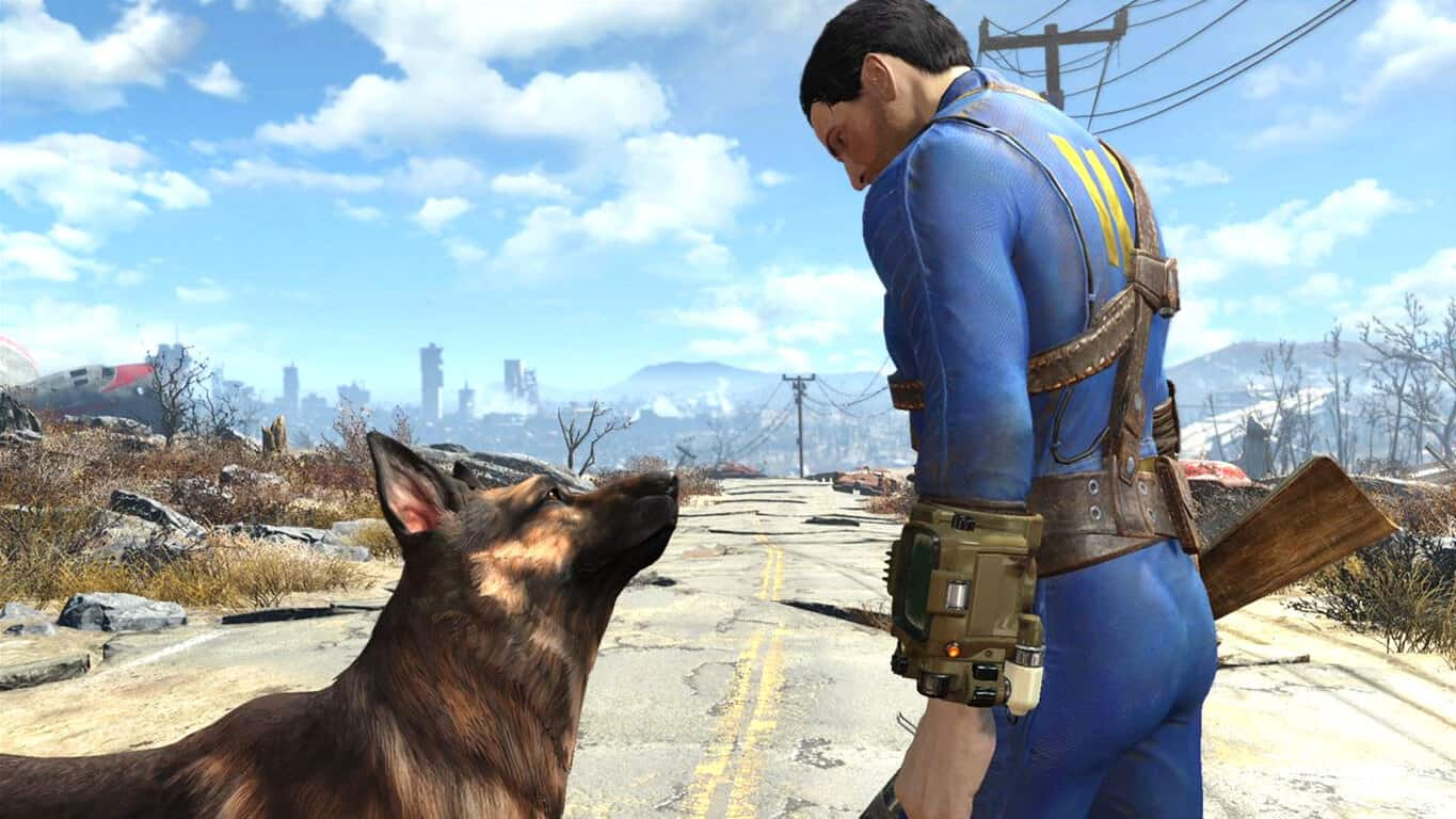 Fallout 4: Game of the Year Edition on Xbox One