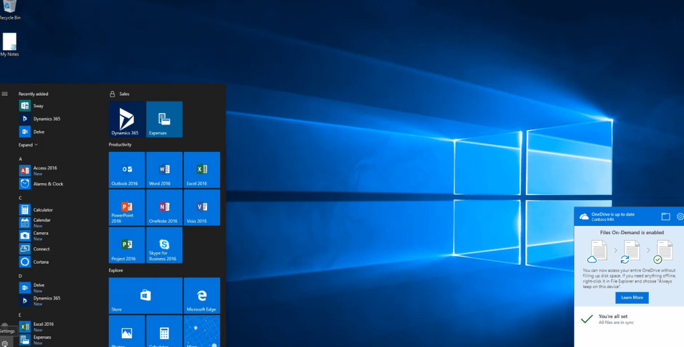 Ignite 2017: OneDrive gets a new cleaner UI, universal cross platform sharing, more OnMSFT.com September 26, 2017