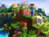 Minecraft on Xbox One and Windows 10