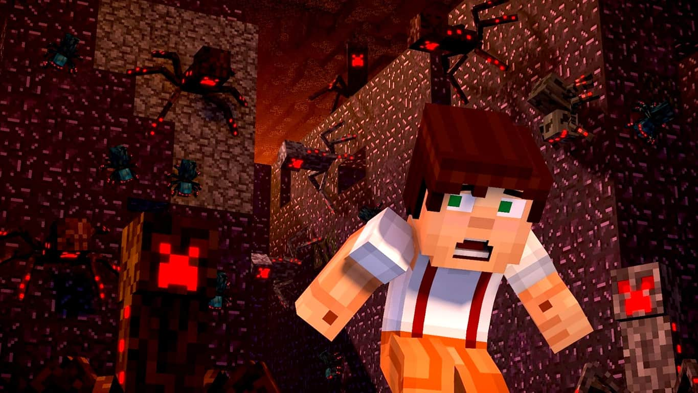 Minecraft Story Mode Season 2 Episode 4 Launching On Nov 7th