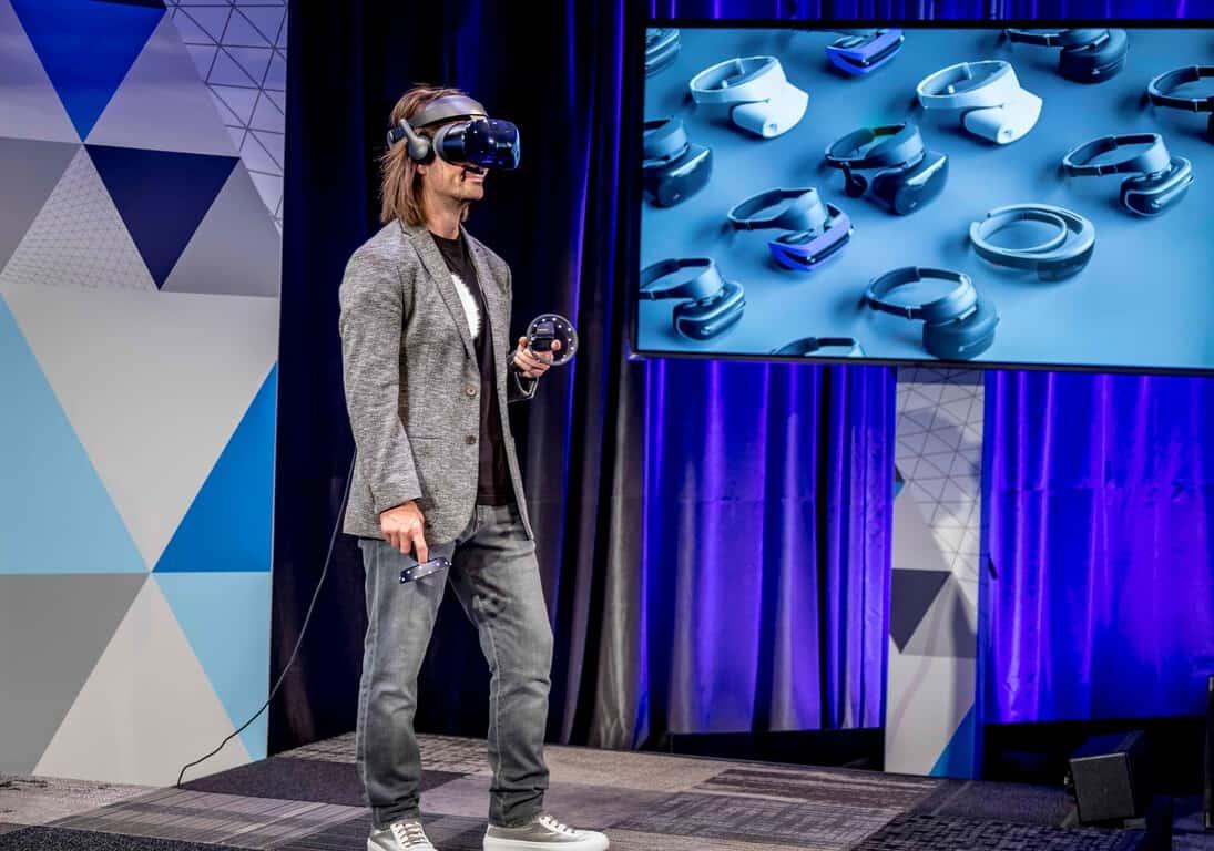 Microsoft, Mixed Reality, VR, AR