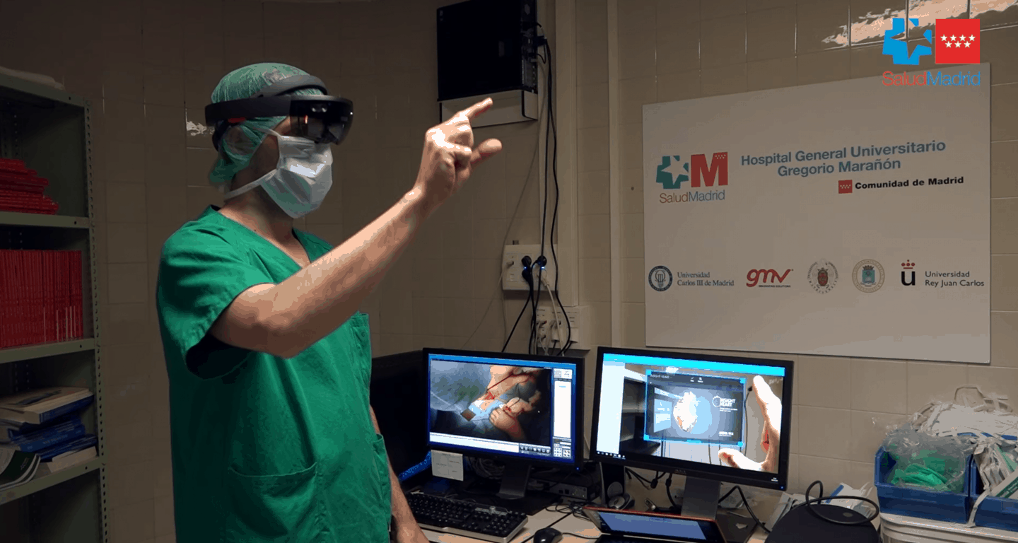 "FDA clears HoloLens for medical use in ""pre"