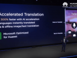 Microsoft research brings full offline translations to the huawei mate 10 - onmsft. Com - october 19, 2017