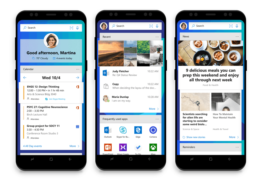 Microsoft\'s Arrow Launcher for Android becomes the Microsoft ...