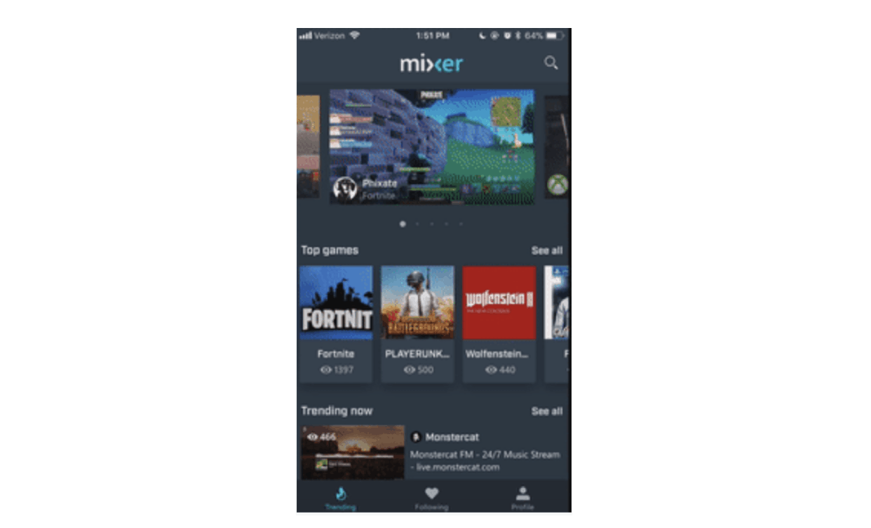 Mixer beta apps for ios and android get new features, more on the way - onmsft. Com - october 31, 2017