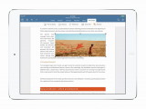 Immersive reader capabilities are coming to word on ipad - onmsft. Com - october 24, 2017