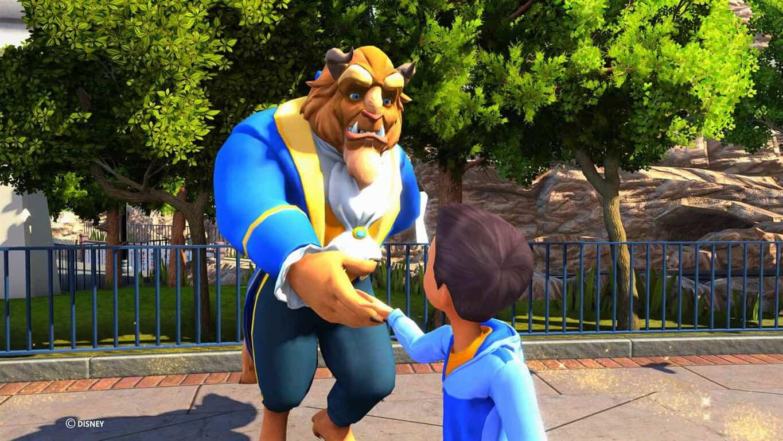 Disneyland Adventures on Xbox One