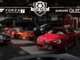Samsung qled tv car pack brings 7 new cars to forza motorsport 7 - onmsft. Com - november 7, 2017