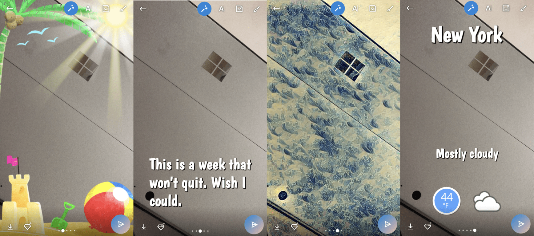 Skype Highlights picks up new Snapchat-like photos effects OnMSFT.com November 8, 2017