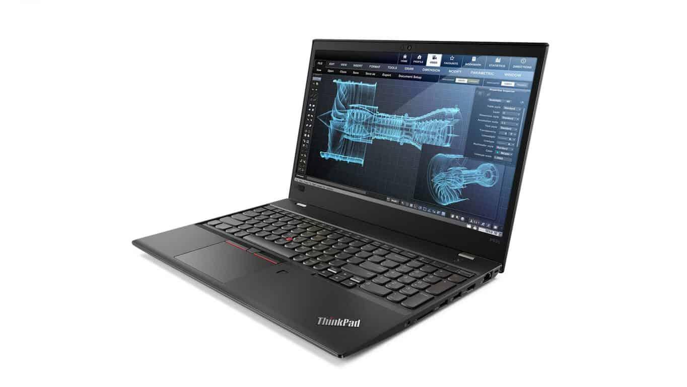 Lenovo announces thinkstation p520, p520c, and thinkpad p52s at autodesk university in las vegas - onmsft. Com - november 14, 2017