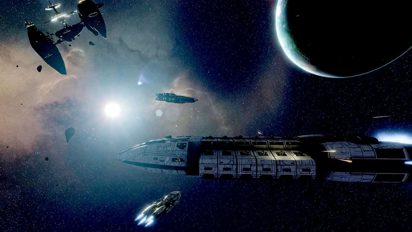 Battlestar Galactica Deadlock on Xbox One