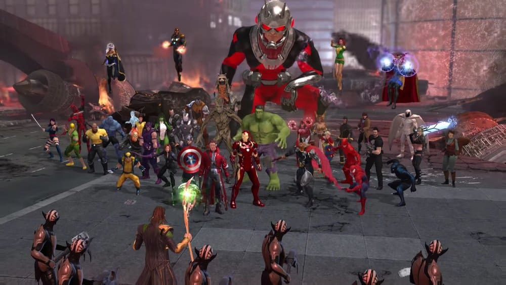 Marvel Heroes Omega Suddenly Shuts Down Xbox One Users