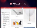 Latest version of vivaldi browser introduces windows panel to manage multiple tabs at once - onmsft. Com - november 22, 2017