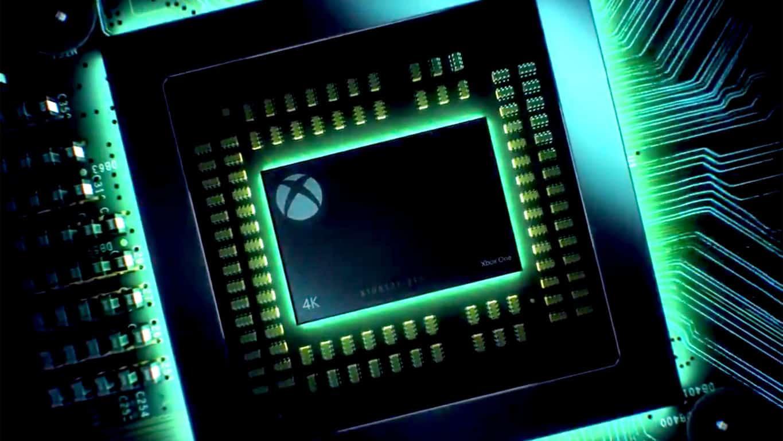 Xbox One X Loading Screen