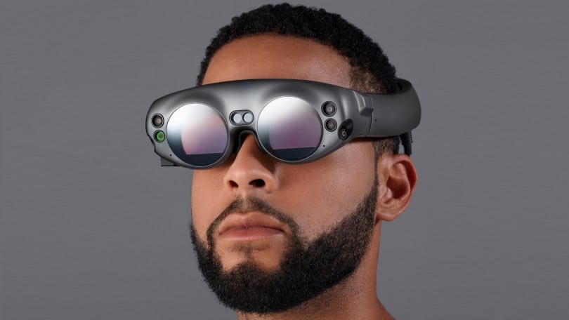 Magic leap's hololens competitor finally gets a hardware reveal - onmsft. Com - december 20, 2017