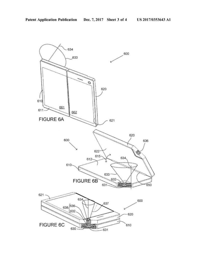 Will you fold your surface phone? - more microsoft patents revealed - onmsft. Com - december 7, 2017