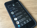 Skype for iphone picks up redesigned ui, iphone x support with latest update - onmsft. Com - december 7, 2017