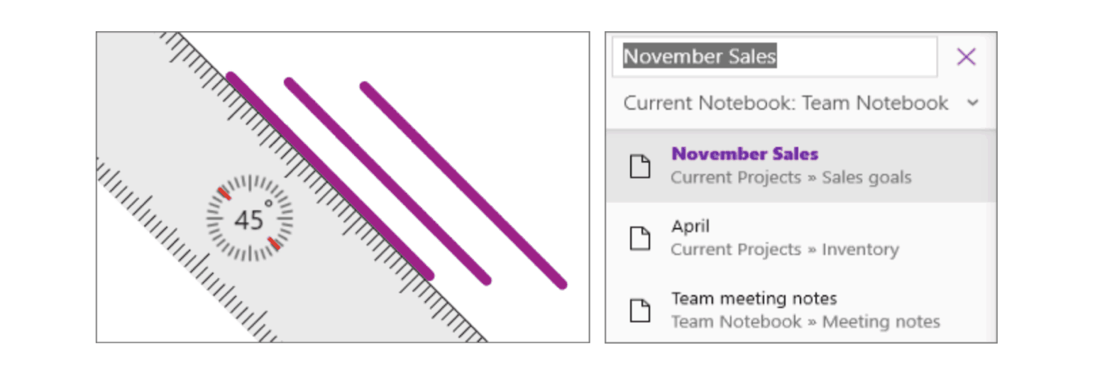 Digital ruler, speedy search comes to OneNote app for Windows Insiders OnMSFT.com December 7, 2017