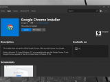 Microsoft welcomes Google to build a compliant browser app as it removes Chrome Installer from Windows Store OnMSFT.com December 20, 2017