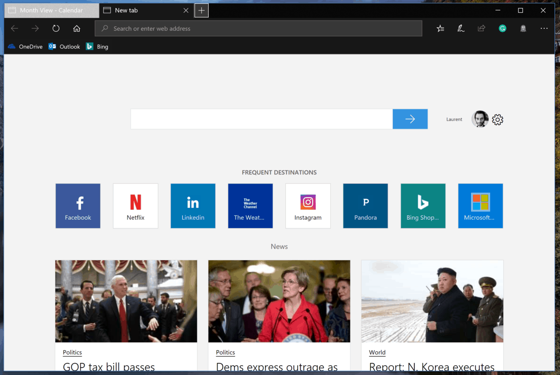 Quick hands-on with sets, the new feature (for some) in windows 10 insider build 17063 - onmsft. Com - december 20, 2017