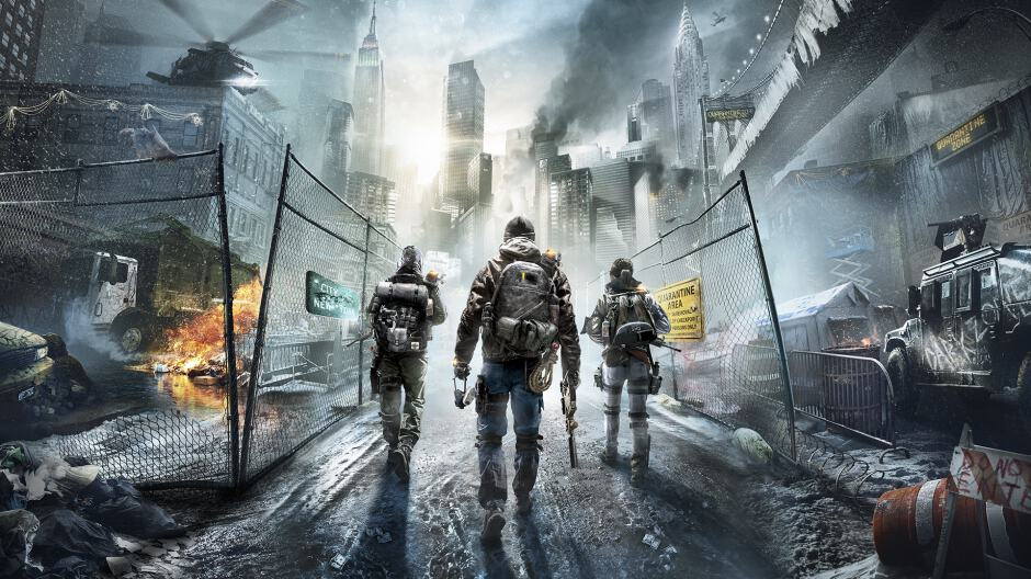 the division now plays in 4k on the xbox one x on msft