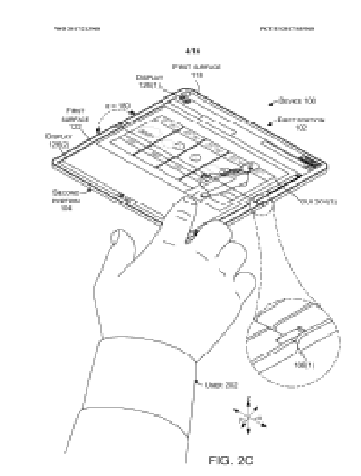 New patents reveal even more details about microsoft's rumored surface phone - onmsft. Com - december 15, 2017