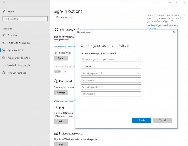 Microsoft adds major tweaks to Windows 10 settings page in Insider build 17063 OnMSFT.com December 19, 2017
