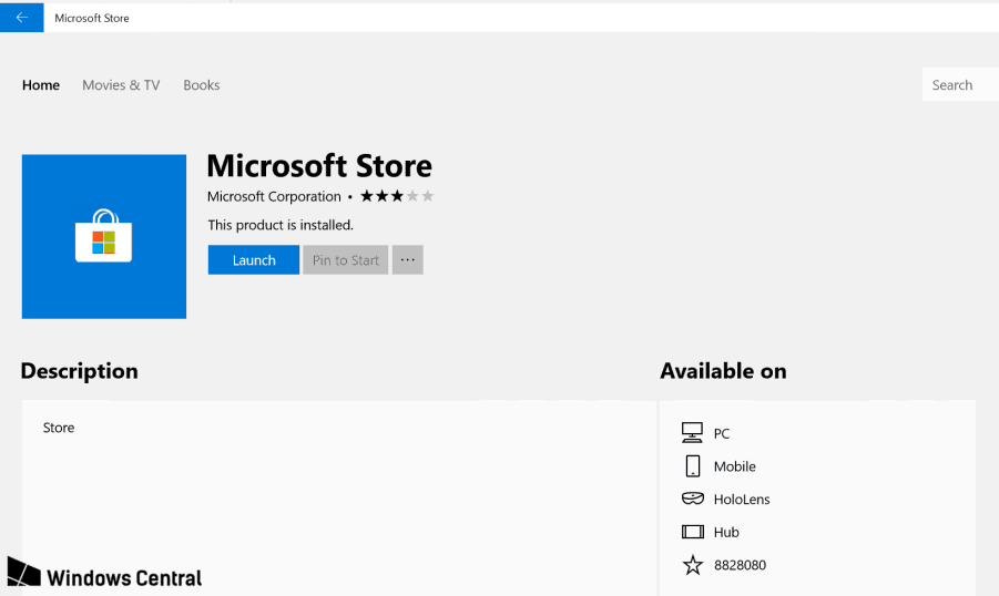 With surface phone rumors rising, new device category appears on some microsoft store app listings - onmsft. Com - december 28, 2017