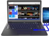 Miraxess mirabook with windows 10 mobile & continuum