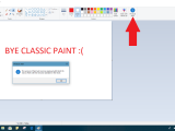 Microsoft begins warning windows 10 insiders that paint will be replaced by paint 3d - onmsft. Com - december 22, 2017