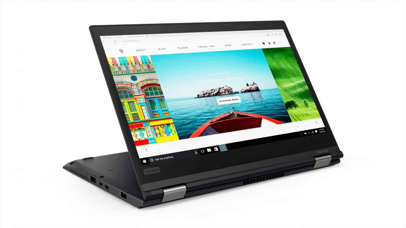 CES 2018: Lenovo upgrades mainstream ThinkPad X, T, and L series lineup OnMSFT.com January 4, 2018