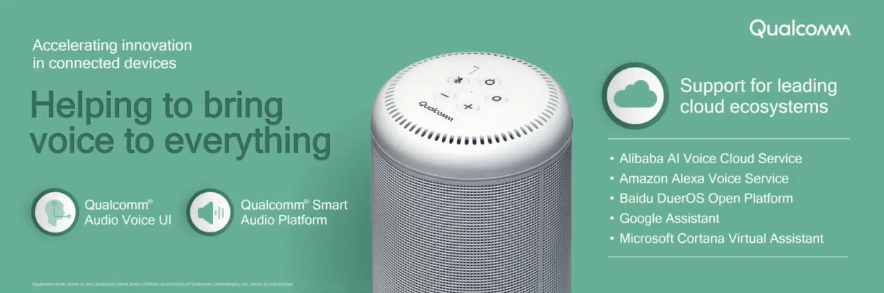 Ces 2018: qualcomm's smart speaker platform adds support for microsoft's cortana - onmsft. Com - january 9, 2018