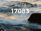 Hands-on with Windows 10 build 17083 (video) OnMSFT.com January 25, 2018