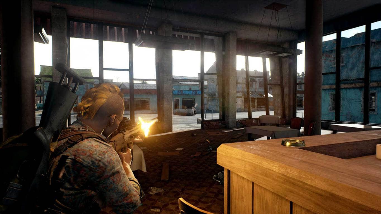 PlayerUnknown's Battlegrounds (PUBG) on Xbox One
