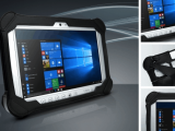 """Panasonic's latest windows 10 tablet is designed for use in """"potentially explosive industries"""" - onmsft. Com - january 30, 2018"""