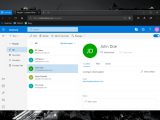 """Outlook. Com beta now has a redesigned """"people"""" section - onmsft. Com - february 16, 2018"""