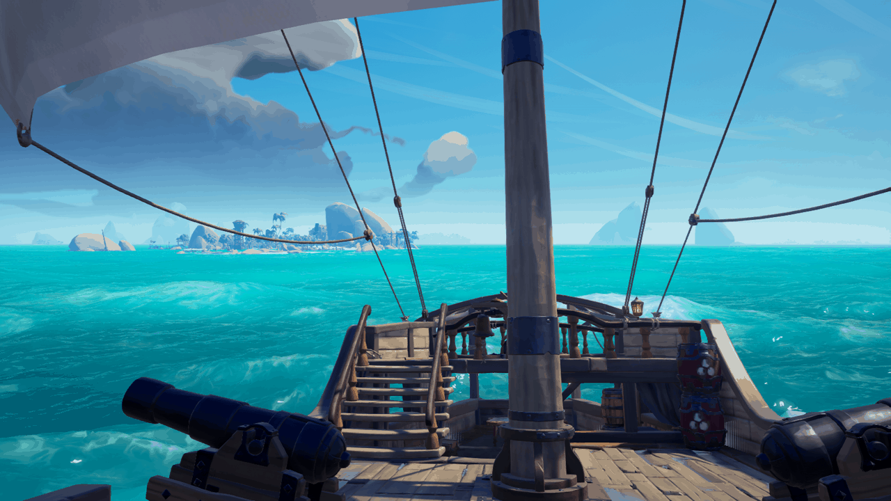 Sea of Thieves first impressions: Is Microsoft's pirate game all it's cracked up to be? OnMSFT.com March 21, 2018