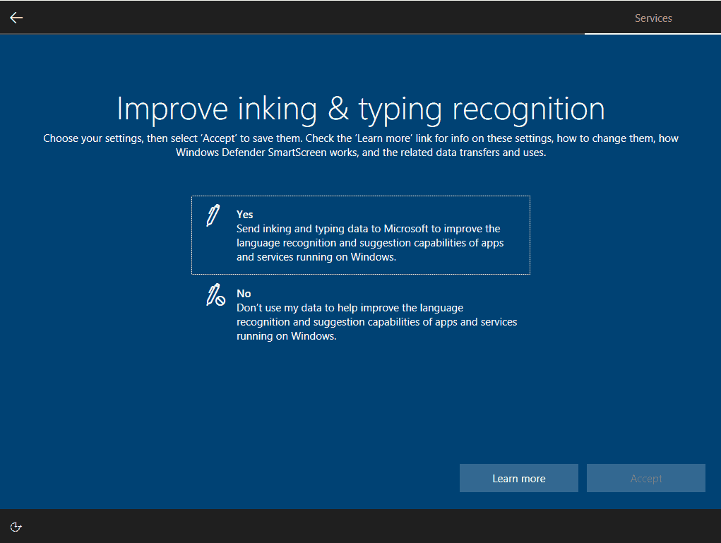 Windows 10 insider build 17115 introduces a new privacy set up experience - onmsft. Com - march 6, 2018