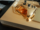 Watch this lucky guy unbox his 24-karat gold-plated xbox one x - onmsft. Com - march 26, 2018