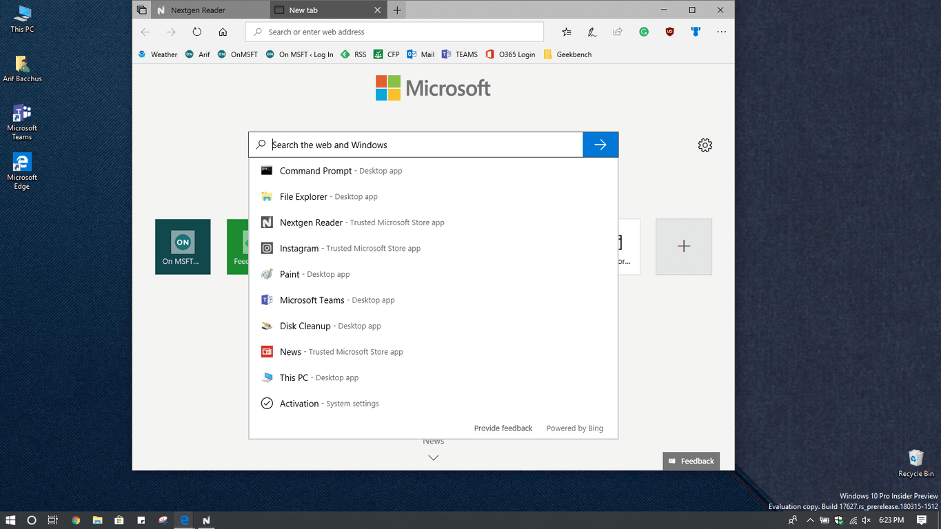 Sets on windows 10 could become an excellent time saving multi-tasking feature - onmsft. Com - march 26, 2018
