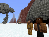 Minecraft star wars sequel skin pack now available - onmsft. Com - march 28, 2018