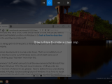 """Windows 10 Redstone 5 update will introduce new """"Screen clip"""" shortcut in Action Center OnMSFT.com April 6, 2018"""