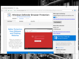Windows defender extension for google's chrome browser released - onmsft. Com - april 18, 2018