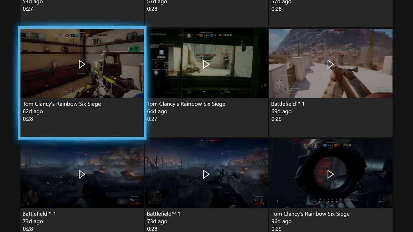 Windows 10 photos app to interact with xbox live game dvr clips, says report - onmsft. Com - april 5, 2018
