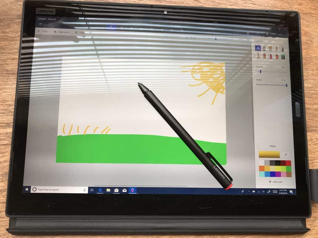 Lenovo thinkpad x1 tablet 3rd gen: don't buy a surface pro, buy this instead - onmsft. Com - june 5, 2018