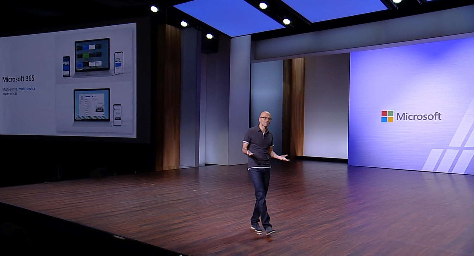 Microsoft claims that microsoft 365 is the largest productivity platform in the world, and announces new developer opportunities - onmsft. Com - may 7, 2018