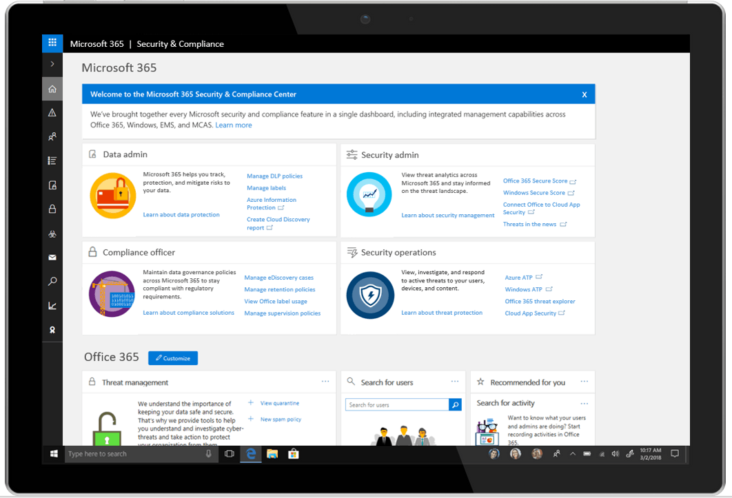 Here is what's new for microsoft 365 and office 365 in april - onmsft. Com - may 1, 2018