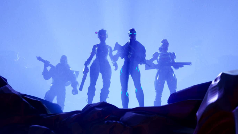 Fortnite Season 4 on Xbox One