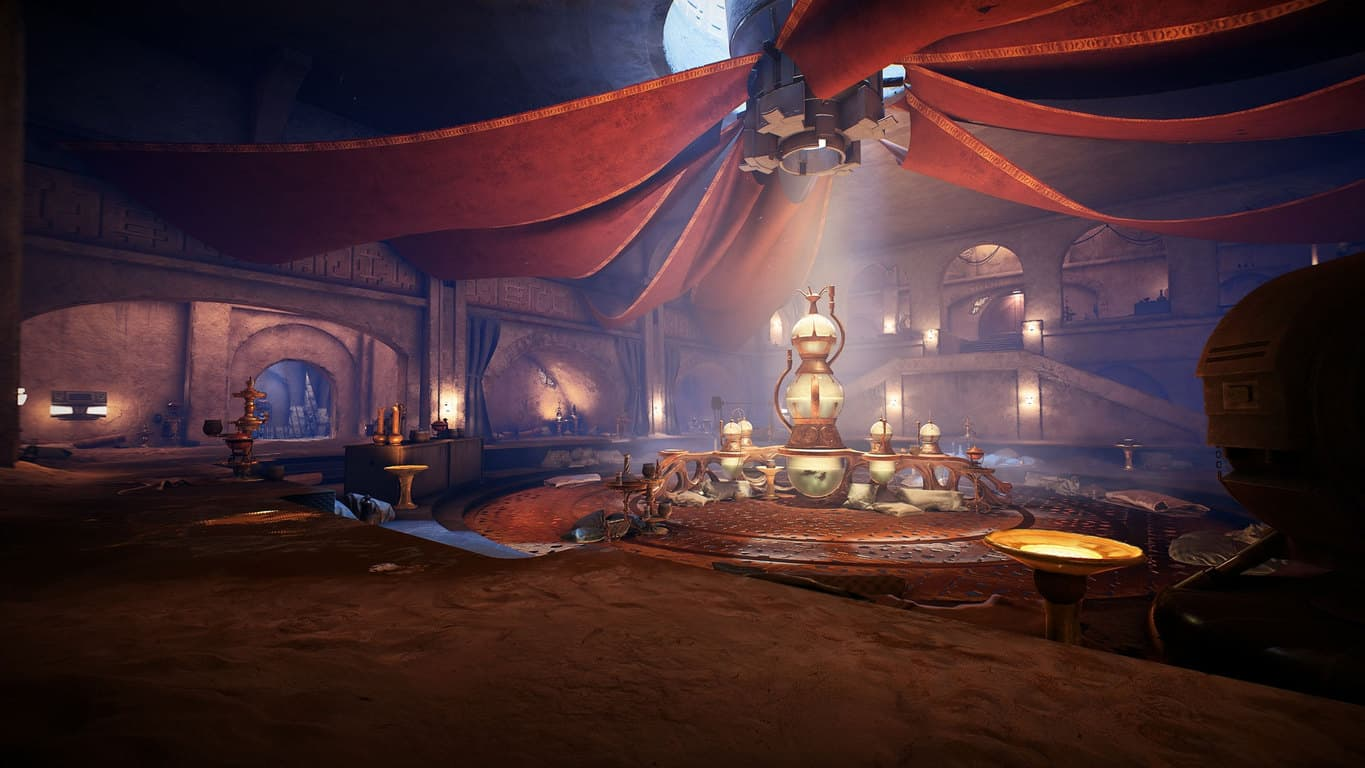 Star Wars Battlefront II - Jabba's Palace on Xbox One
